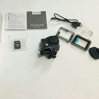 GoPro Hero + LCD 8MP Action Camera (Black)
