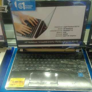 Notebook HP 4.599.000
