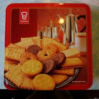 100%NEW Garden 大盒嘉頓高級什餅 500g