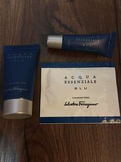 Salvatore Ferragamo Grooming Set