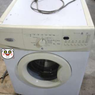 Whirlpool Frontload Automatic Washing Machine