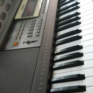 61 keys LYRIC keyboard