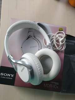 Mint Sony OverEar Hi-Res Headphones