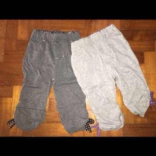 Girl 3/4 pants