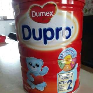 Dupro Step 2