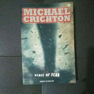 State Of Fear - Michael Crichton (Indonesia)