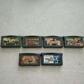 Game Boy Catridge