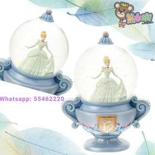 日本迪士尼新品預訂:灰姑娘水晶球