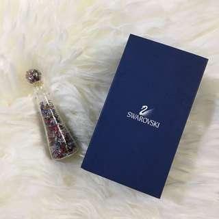 Swarovski Crystal Bottle 施華洛世奇水晶瓶