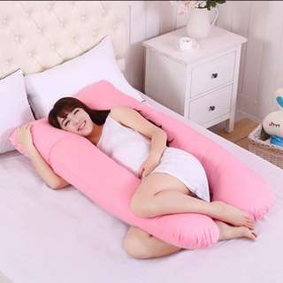 Maternity Shaped Full Pregnancy Support Pillow Brand New