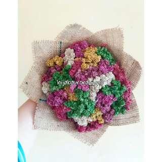 Buket bunga edelwies