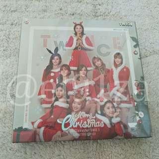 (unsealed) TWICE 'Twicecoaster Lane 1 : Christmas Edition
