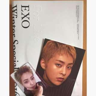 For Life專 連XIUMIN Postcard+XIUMIN小卡
