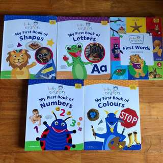 Baby Einstein My First Book of Discovery