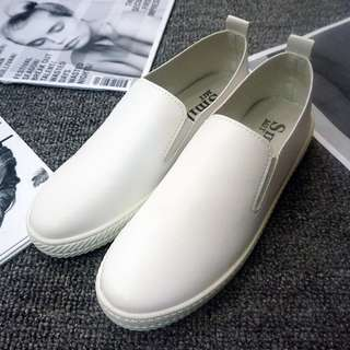 💗MIKA💗(現貨秒出)熱銷款 韓系素色平底鞋 包鞋 平底鞋 娃娃鞋 氣質款03-6616