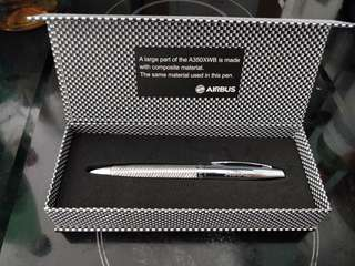 Airbus A350XWB official composite pen
