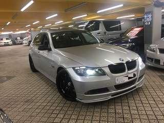 BMW 330I 2007