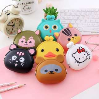 Dompet Koin Jelly