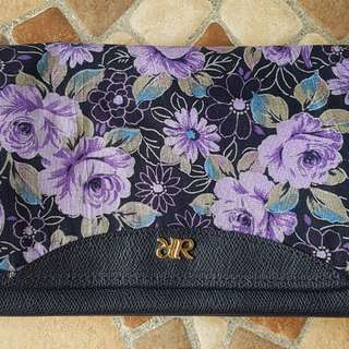 Imported clutch bag
