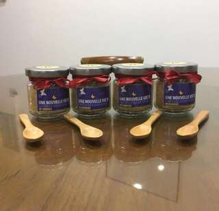 BUY4FREE1 HANDMADE BODY SCRUB