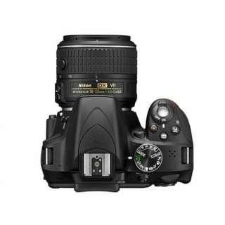 Kredit Nikon D3300 KIT 18-55mm F3.5-5.6G VR II - Cicilan tanpa CC