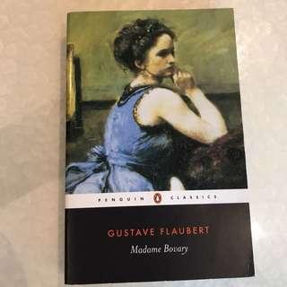 (Literary novel) Gustave Flaubert - Madame Bovary