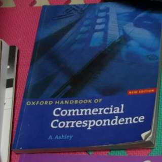 🚚 Commercial correspondence