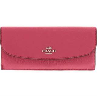 Coach envelop purse