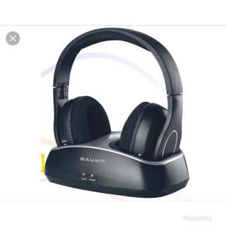 Brand New wireless headphone