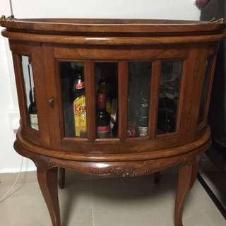 Antique Wine Storage