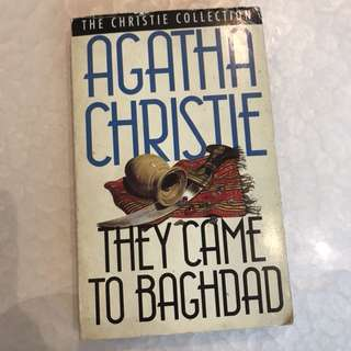 (mystery novel) Agatha Christie - They Came to Baghdad