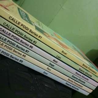 Calle Pogi incomplete series
