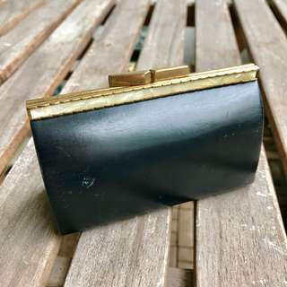 Antique Leather Pouch