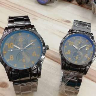 Guess Couple Watch