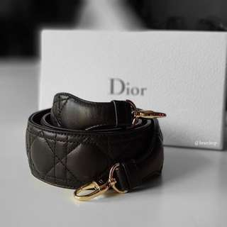 Authentic Christian Dior Bag Strap