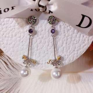 Hefang earrings 925