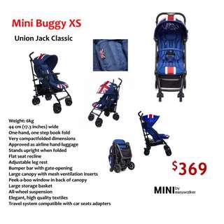 Mini Buggy XS- Union Jack Classic
