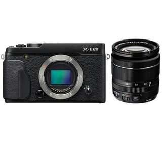 Kredit Fujifilm X-E2S with 18-55mm - Cicilan tanpa CC