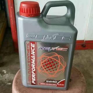 Engine oil 5w-40 2L SN/CF Performance