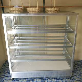 Bakery Glass Stante
