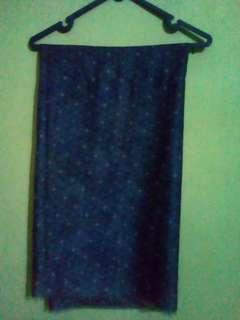 Jilbab segi 4 (2motip)