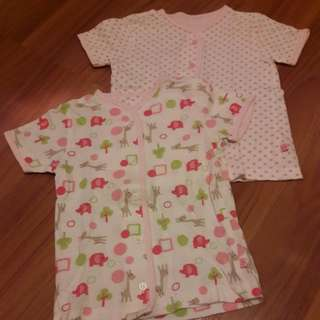 Mothercare Tops set of 2