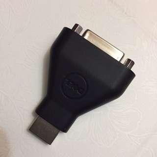 Dell Adapter DVI to Hdmi
