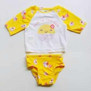 Baju renang bayi