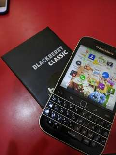 BlackBerry Q20 LTE full set mulus