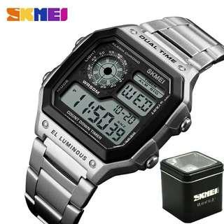 Jam tangan skmei 1335 original