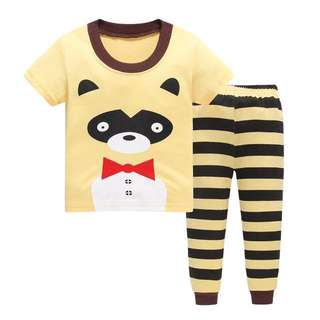 Little Kid Pajama  Size: 2t, 3t, 4t, 5t, 6t, 7t  Design: as attach photo