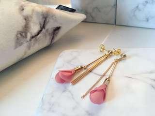 💫氣質系列💫 #耳環 #Earring #高貴 #氣質 #女神 #粉紅控