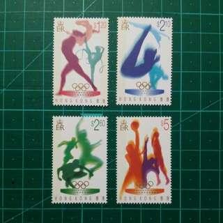 [三月份特價][均一價$10]1996 百週年奧運會開幕 新票一套