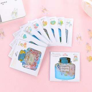[INSTOCKS] Jam Jelly Aesthetic Frosted Stickers